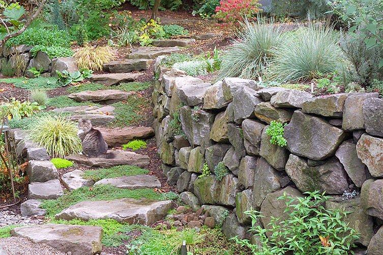 Natural Stone Wall 2