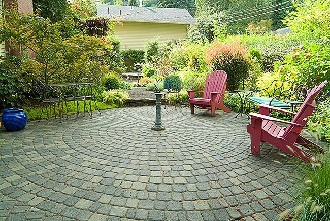 Paver Driveways, Walkways, and Patios
